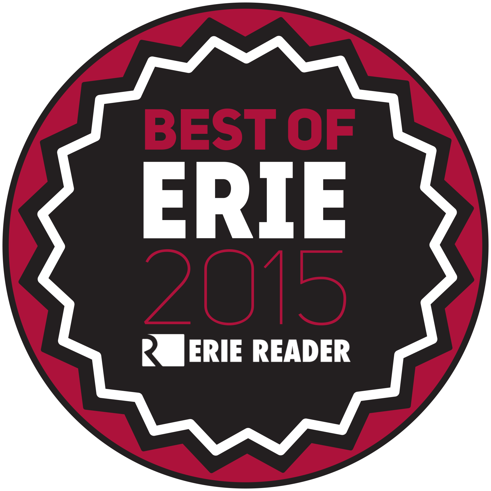 Erie Reader Best of Erie 2015