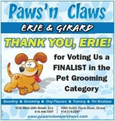 Erie's Choice Ad