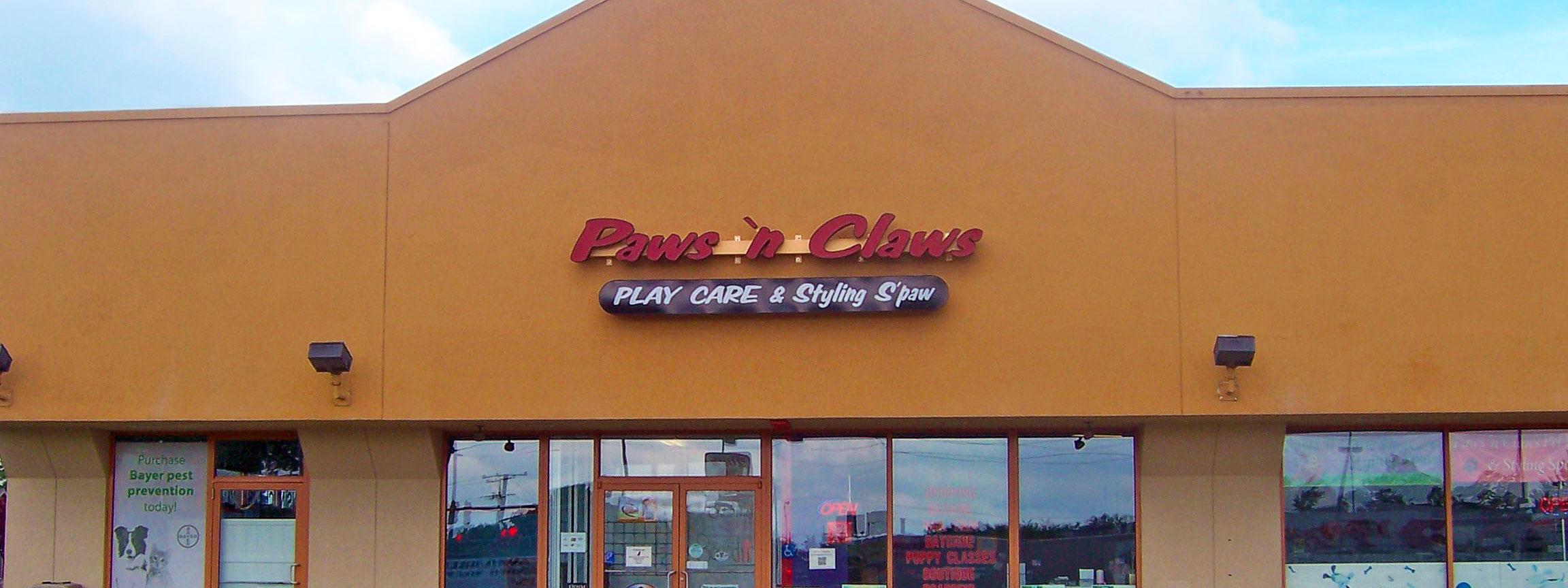 Homepage - Paws 'n Claws Pet Resort